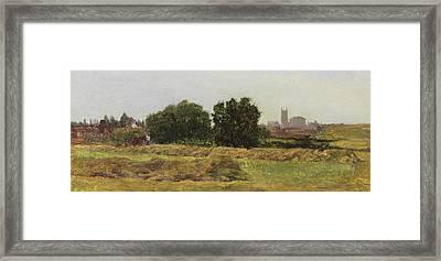 Keynsham Framed Print