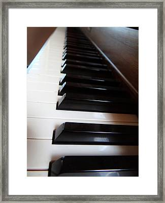 Keys Framed Print
