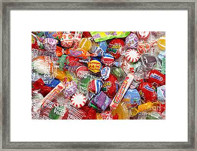 Kids Play 1 Framed Print by Andee Design