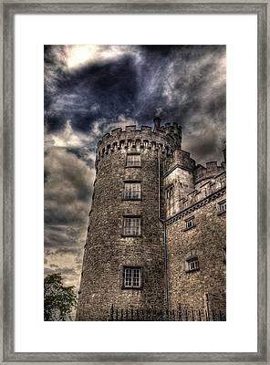 Kilkenny Castle Framed Print by Barry R Jones Jr