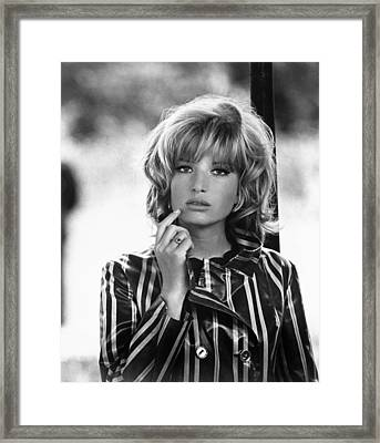 Kill Me Quick, Im Cold Aka Fai In Framed Print