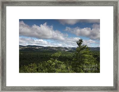 Killarney Provincial Park Framed Print by Ted Kinsman
