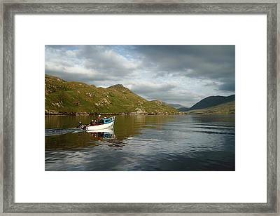 Killary Harbour Framed Print