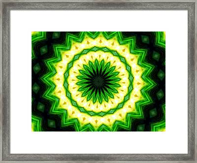 Kimsuka Framed Print by Danny Lally