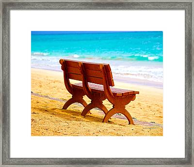 Kindred Spirits Framed Print by Thomas Cummings