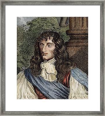 King James II Of England Framed Print