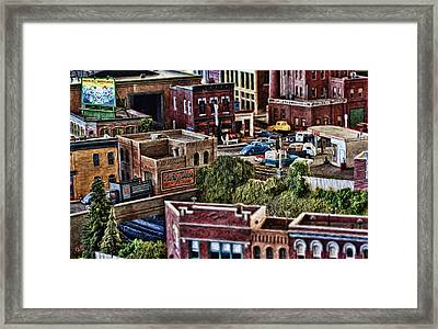 King Midas Framed Print by Kevin  Sherf