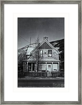 King Street Framed Print