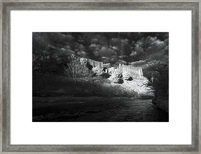 King's Arthur's Castle Framed Print by Matt Nuttall