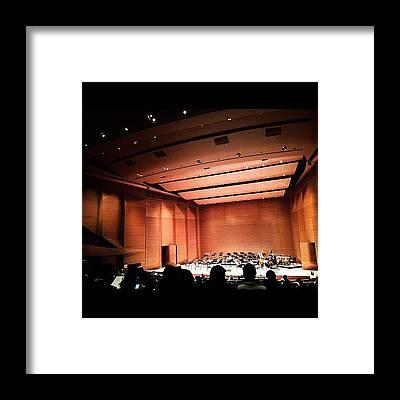 Concert Framed Prints