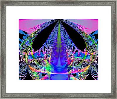 Kismet Nights Framed Print