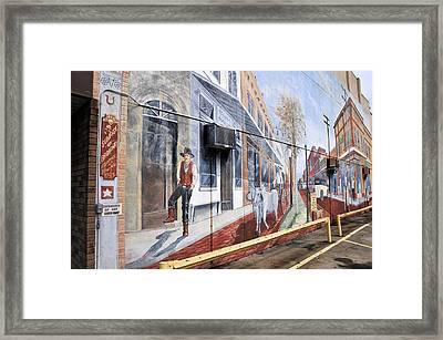 Kissimmee Sunrise 1925 Framed Print