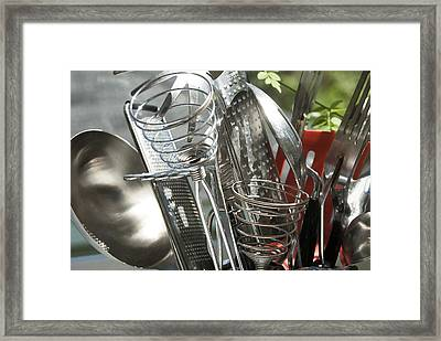 Kitchen 1 Framed Print