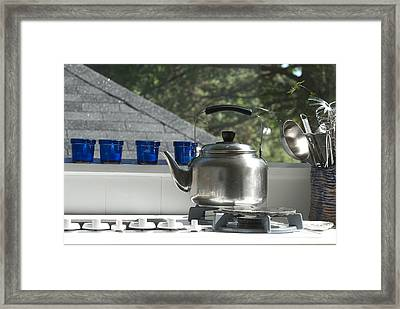 Kitchen 3 Framed Print