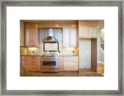 Kitchen Framed Print by Andersen Ross