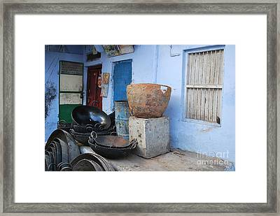 Kitchen Framed Print