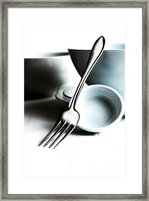 Kitchen Still Life Framed Print by HD Connelly