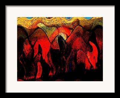 Extremism Framed Prints