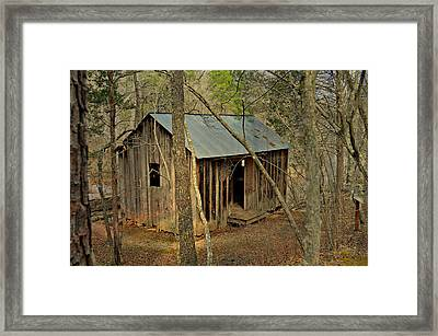 Klepzig Mill 3 Framed Print by Marty Koch