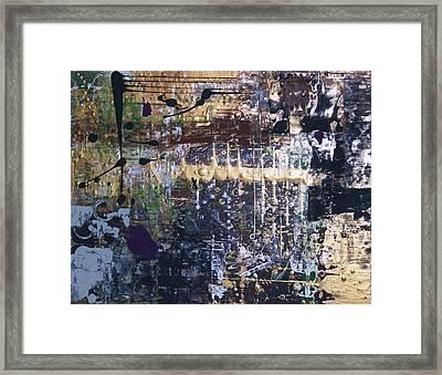 Klondike Gold Framed Print