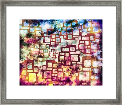 Knowledge Is Not Wisdom 2 Framed Print by Angelina Vick