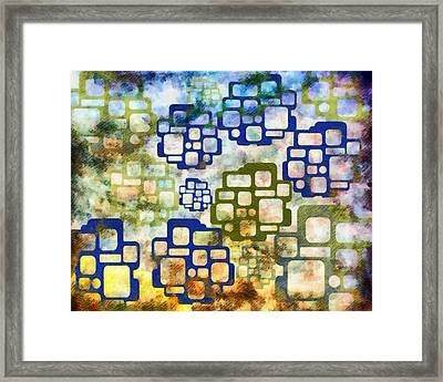 Knowledge Is Not Wisdom 3 Framed Print by Angelina Vick