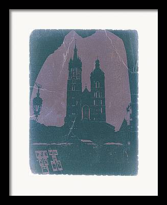 Polish City Framed Prints