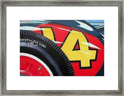 Kurtis Kraft 14 Fuel Injection Special Framed Print by Jeff Taylor