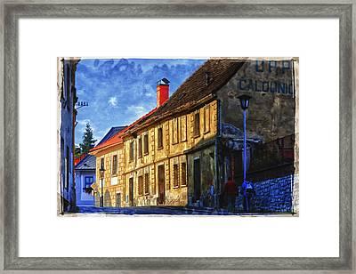 Kutna Hora Framed Print