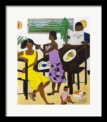 Neg Maron Framed Prints