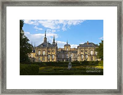La Granja Framed Print by Scotts Scapes