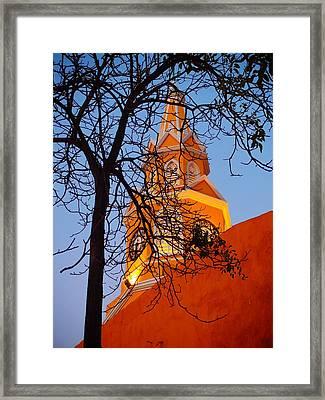 La Luz 2 Framed Print by Skip Hunt