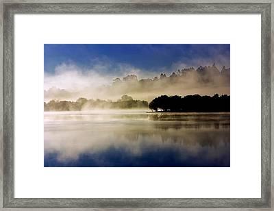 La Niebla Framed Print by Julio Beceiro