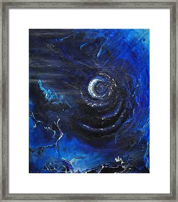 La Source Framed Print by Hatin Josee