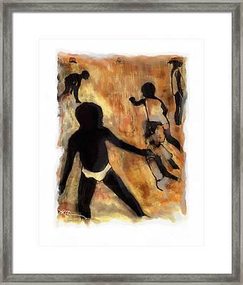 Labadee Beach Haiti Framed Print