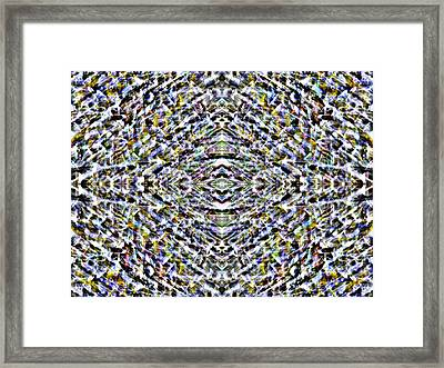 Laboring With Dedication Framed Print by Danny Lally