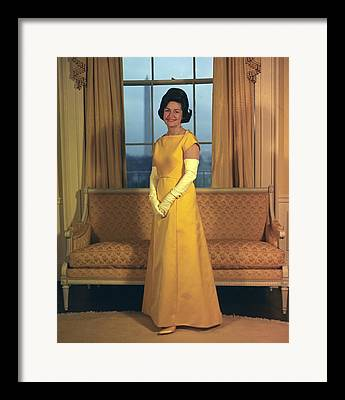 Lyndon Johnson Presidency Framed Prints