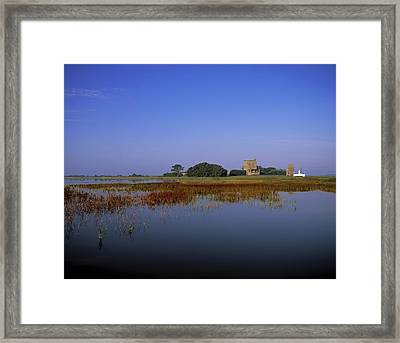 Ladys Island, Co Wexford, Ireland Site Framed Print by The Irish Image Collection
