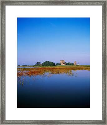 Ladys Island, Co Wexford, Ireland Framed Print by The Irish Image Collection