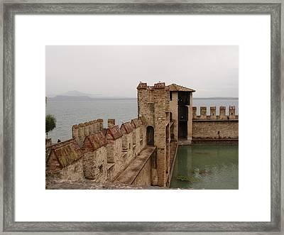Lago Garda Framed Print