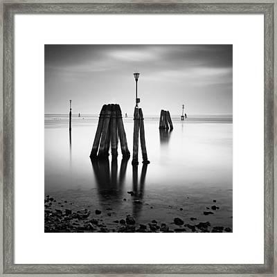 Laguna Veneto Framed Print