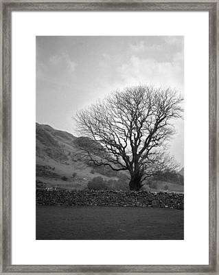 Lake District England Framed Print by Julie VanDore