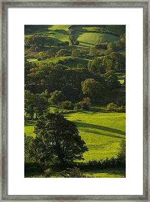 Lake District National Park, Cumbria Framed Print by Axiom Photographic