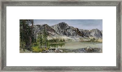 Lake Marie Framed Print