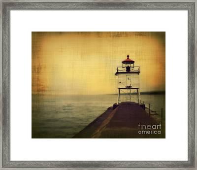 Lake Superior Classic Framed Print