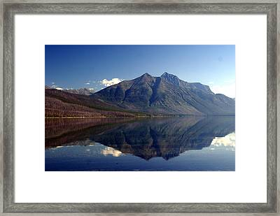 Lakr Mcdonald Morning Framed Print by Marty Koch