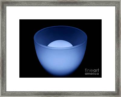 Lamps Framed Print by Odon Czintos