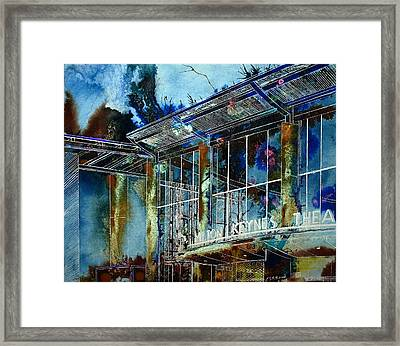 Land Of Make Believe Framed Print by Cathy S R Read