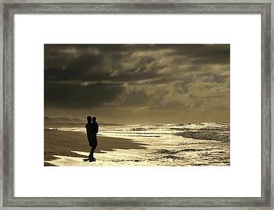 Land's End Kauai Framed Print