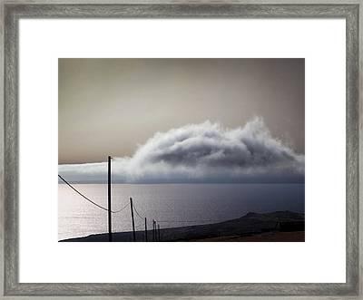 Landscape #15 Framed Print by Alfredo Gonzalez